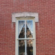 Image of East Facade Window