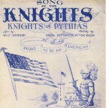 Image of Song of the Knights