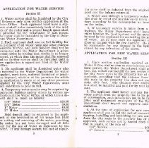 Image of Delaware Water Rules & Regulations - Pages 2, 3