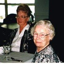 Image of church members