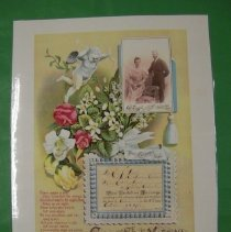 Image of Certificate of Marriage
