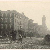 Image of Main Street South from Winter Street, Hotel Donavin