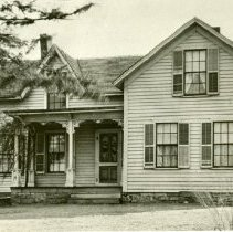 Image of Frank B. Willis' birth place