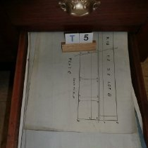 Image of Column T, Drawer 5