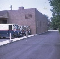 Image of Delaware Oh Post Office Construction 1967
