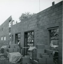 Image of Delaware Oh Post Office Construction 1966