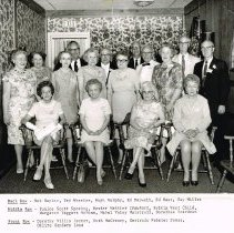 Image of Reunion of the Class of 1919 - May 24, 1969