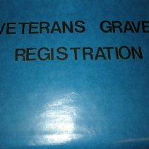 Image of Veterans Graves Registration