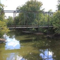 Image of West Orange Road - Thomas Bridge -