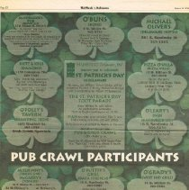 Image of Pub Crawl Participants