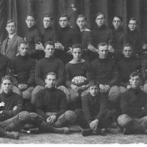 Image of 1911 Delaware High School Football Team -