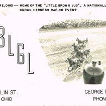 Image of George Cryder Amateur Radio Post card -