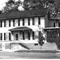 Image of North Franklin Street Residence, Delaware, Ohio.