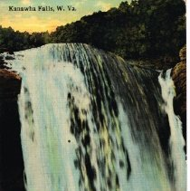 Image of Kanawha Falls, Wdst Virginia