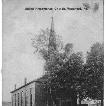 Image of United Presbyterian Church, Pennsylvania