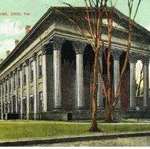 Image of Court House - Erie - Pennsylvania
