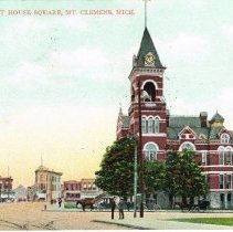 Image of Court House Square, Mount Clemens - Michigan