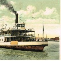 Image of Ferry Boat - Windsor - Canada