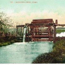 Image of Irrigation Wheel - Idaho