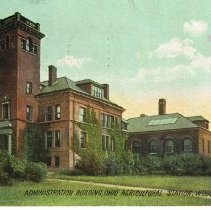 Image of Administration Building, Ohio Agricultural Station - Wooster - OH