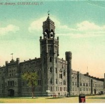 Image of Central Armory - Cleveland, Ohio