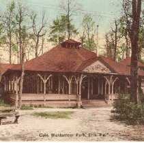 Image of Cafe Waldameer Park, Erie, Pennsylvania