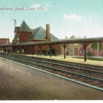 Image of Pennsylvania Depot - Lima, Ohio