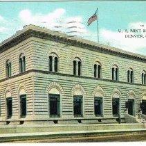 Image of U. S. Mint Building, Denver, Colorado