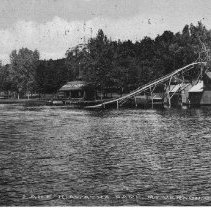 Image of Lake Hiawatha Park - Mount Vernon, Ohio