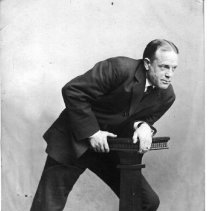 Image of Picture of Billy Sunday 1911