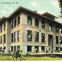 Image of High School - Charleston, West Virginia