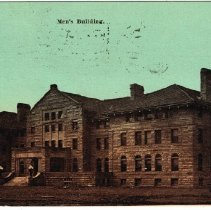 Image of Men's Building - Oberlin College, Oberlin, Ohio