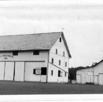 Image of Barn of J. F. Wolfinger built 1915, Ohio