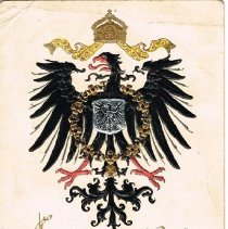 Image of Greeting Postcard from Germany, posted in Chemnitz