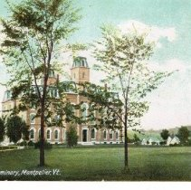 Image of Montpelier Seminary  Montpelier, Vermont