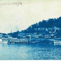 Image of Steamboat Bonanza at Ohio River