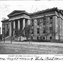 Image of Court House - Louisville - Kentucky