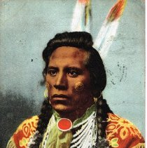 Image of Curley - General Custer's Scout, Montana