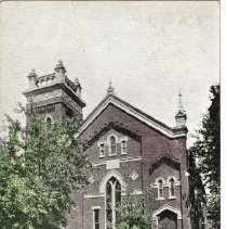 Image of Methodist Church - Mount Sterling, Kentucky