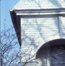 Image of A portion of a house built in the late 1880's on 264 North Franklin Street - Delaware - Mar 1977