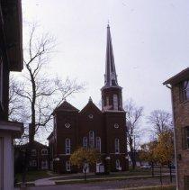Image of 1st Presbyterian Church - Delaware, Ohio - Nov 1973