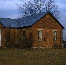 Image of 1868 School in Harlem Township - Delaware, Ohio -