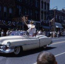 Image of 1958 Sesqui Parade - Delaware, Ohio    -