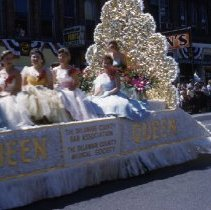 Image of 1958 Sesqui Queen McNamara - Delaware, Ohio -