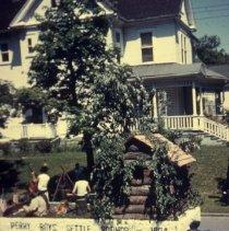 Image of 1958 Sesqui Parade - Radnor Township - Delaware, Ohio -