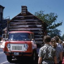 Image of 1958 Sesqui Parade - Delaware - Ohio    -