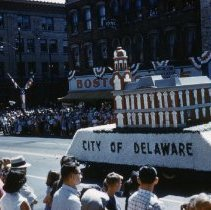 Image of 1958 Sesqui Parade - Delaware - Ohio  -