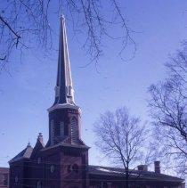 Image of 1st Presbyterian Church - Delaware, Ohio - Nov 1969
