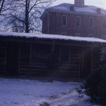 Image of Log Cabin Headquarters Sunbury Sesqui - Delaware County - Ohio