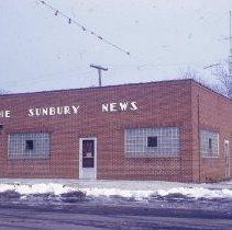 Image of Old Sunbury News Building - Sunbury - Berkshire Township - Delaware - Ohio